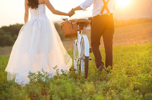 Hình ảnh cưới đẹp và hạnh phúc