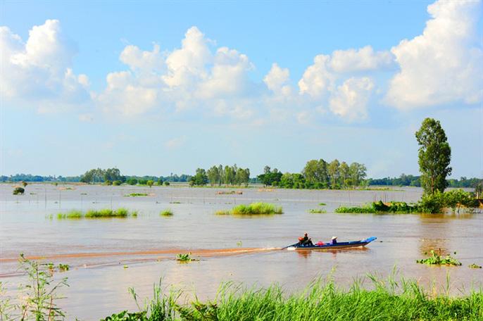 Hình ảnh phong cảnh miền Tây