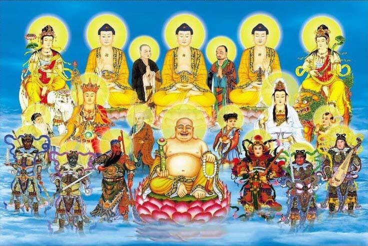 Ảnh các vị Phật trong Phật Giáo