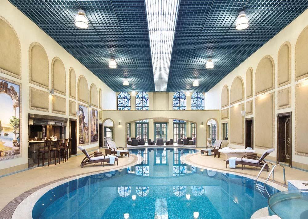 Ảnh nhà có bể bơi đẹp