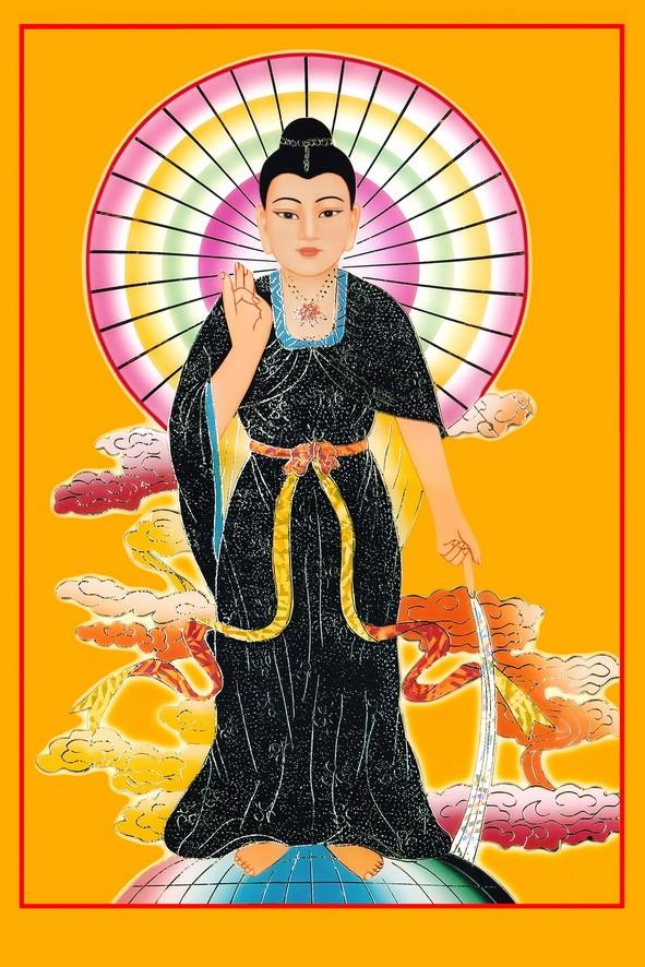 Ảnh Phật Địa Mẫu
