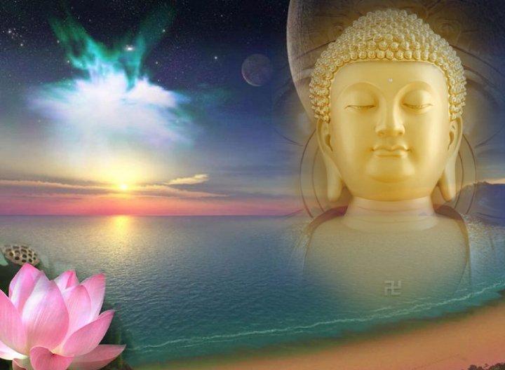 Ảnh Phật ghép đẹp