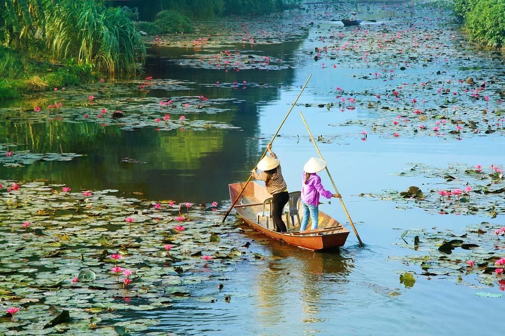 Ảnh thiên nhiên Việt Nam đẹp nhất