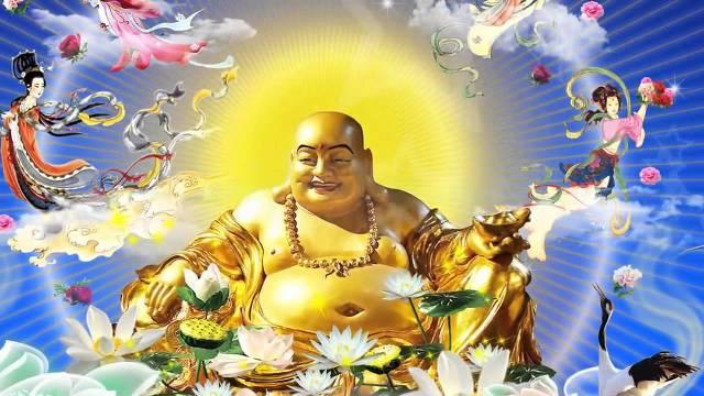 Ảnh tượng Phật di lặc đẹp