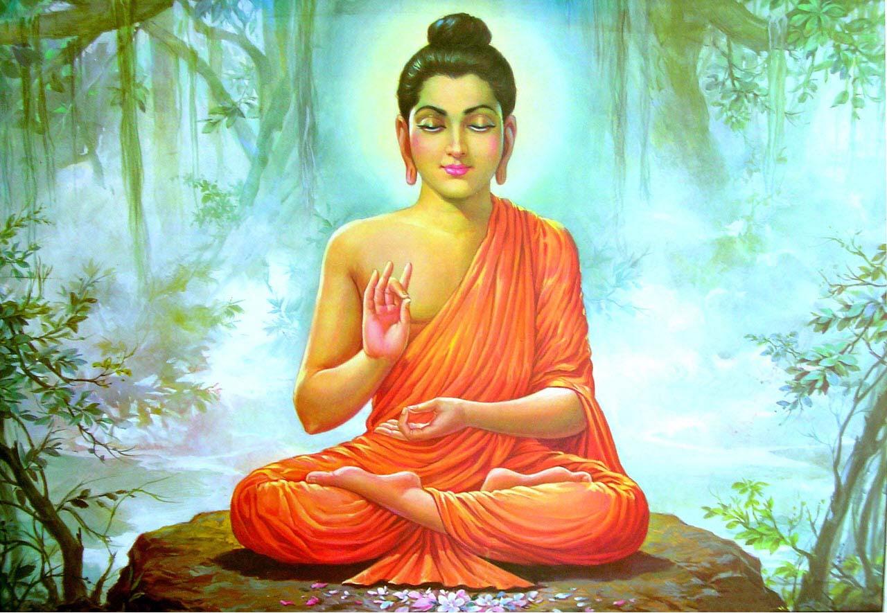 Ảnh tượng Phật từ bi và đẹp
