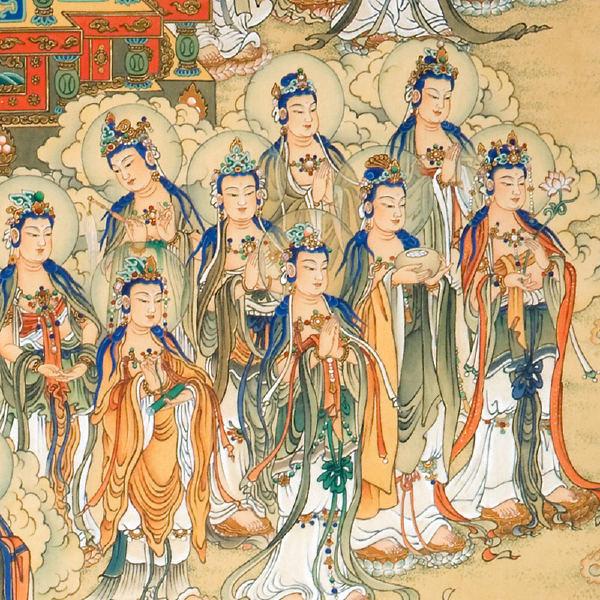 Hình ảnh các vị Phật