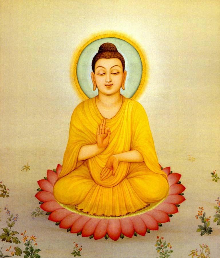 Hình ảnh đẹp về vị Phật