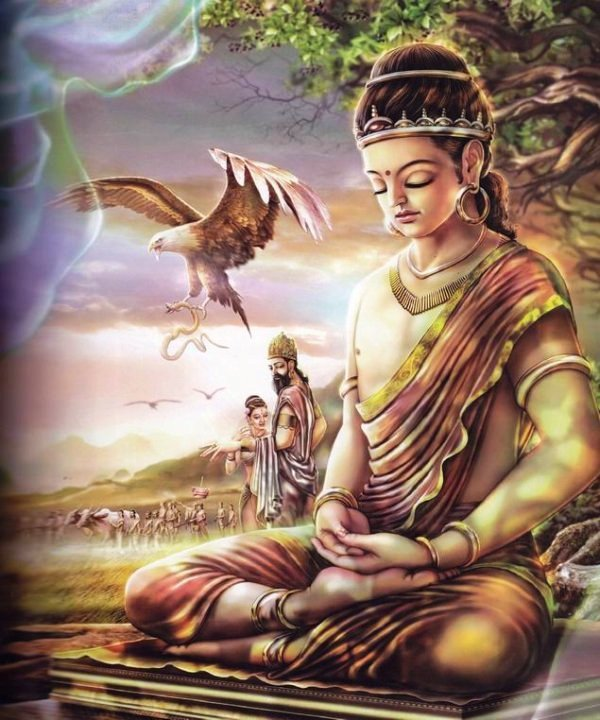 Hình ảnh đức Phật Ấn Độ