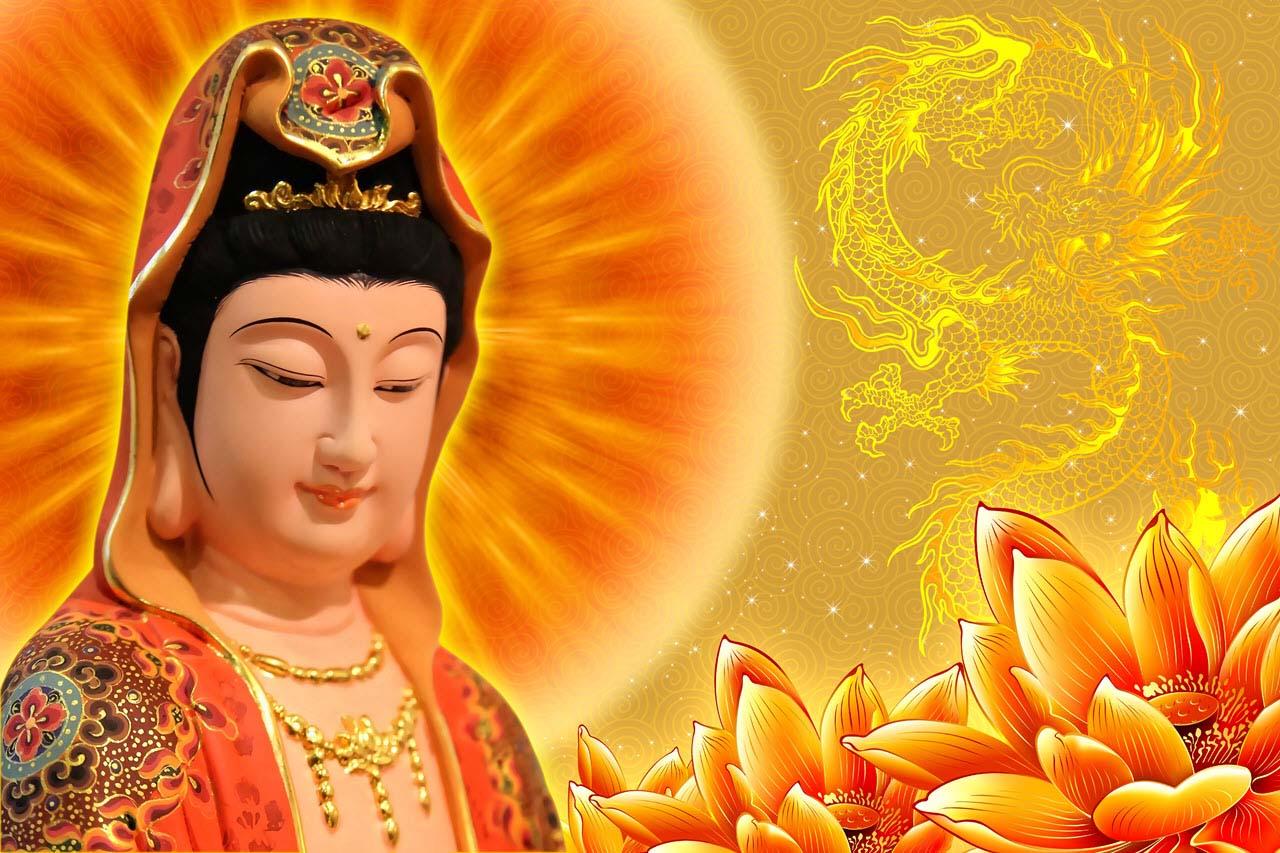 Hình ảnh Phật đẹp 3D