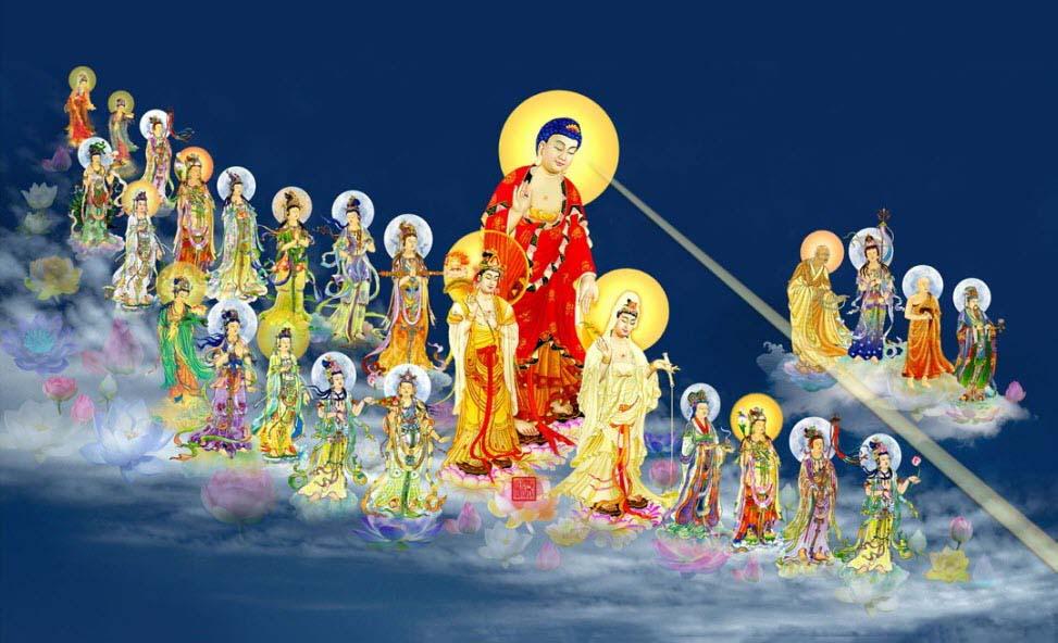 Hình ảnh Phâth trong Phật giáo