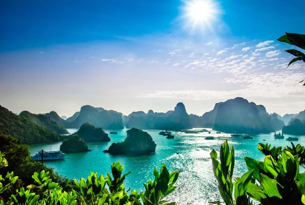 Hình ảnh thiên nhiên biển đảo đẹp nhất
