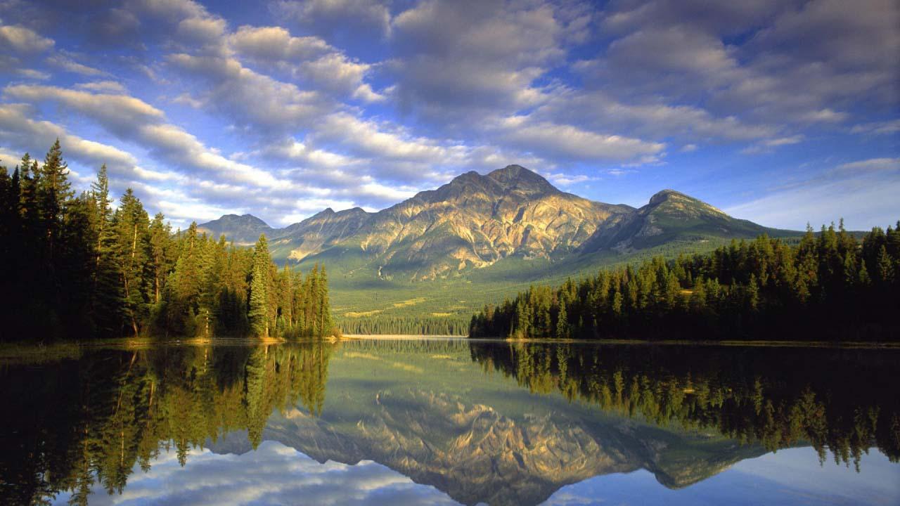 Hình ảnh thiên nhiên sông núi đẹp nhất