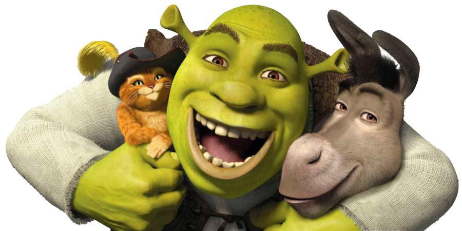 Ảnh đẹp hoạt hình phim Shrek