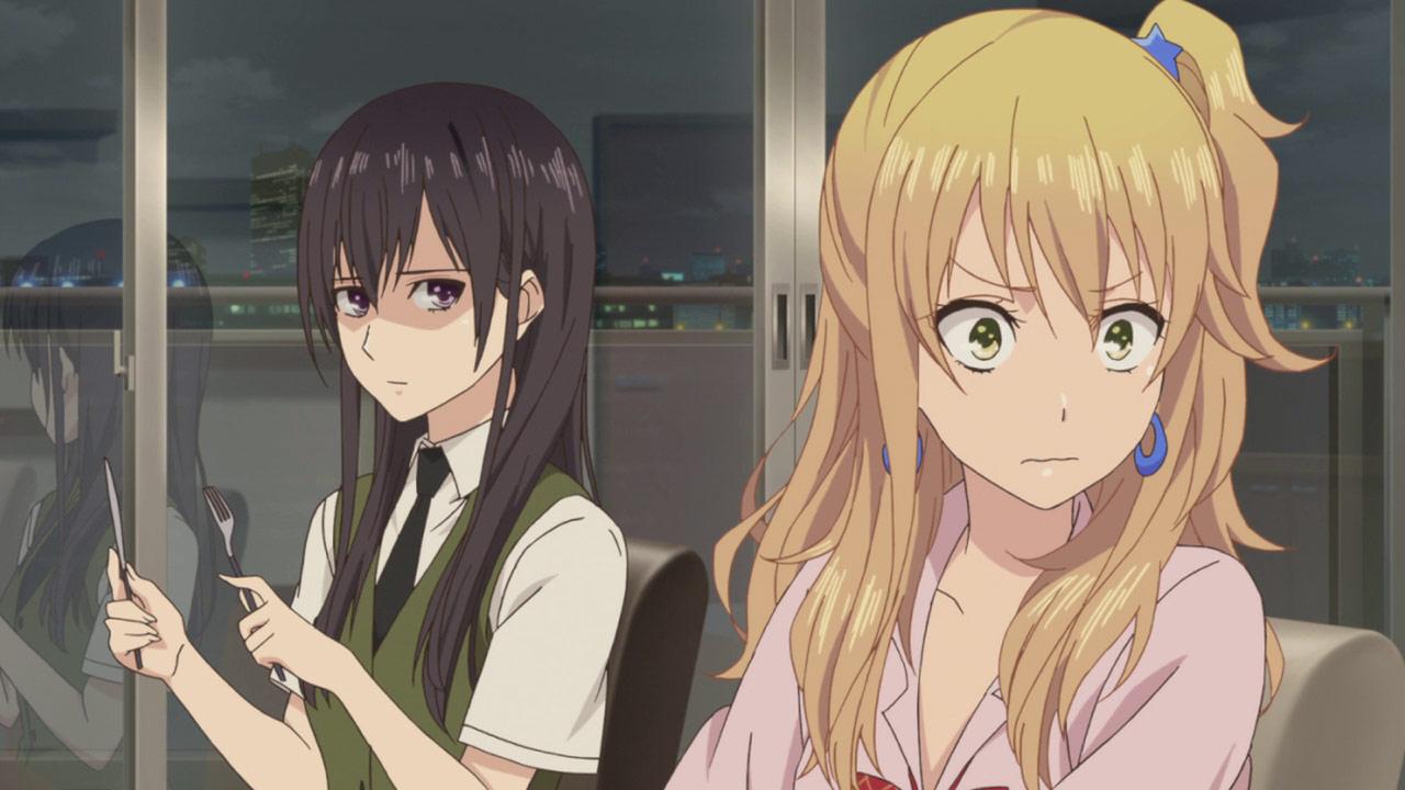 Hình ảnh đẹp hoạt hình anime girl