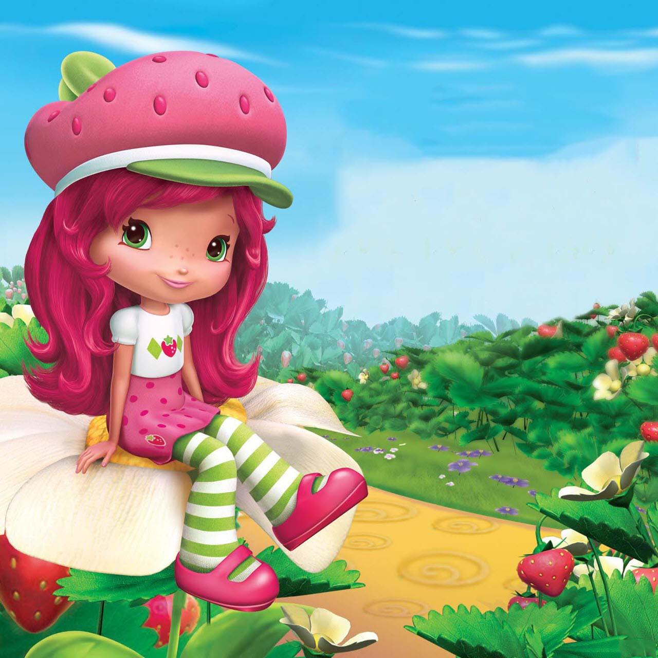 Hình ảnh nhân vật hoạt hình dễ thương