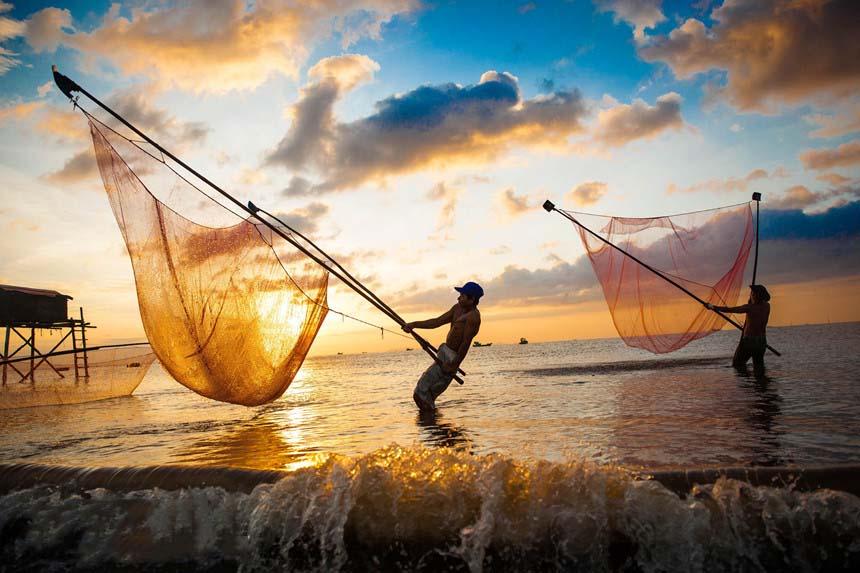 Ảnh đẹp đời sống con người Việt Nam