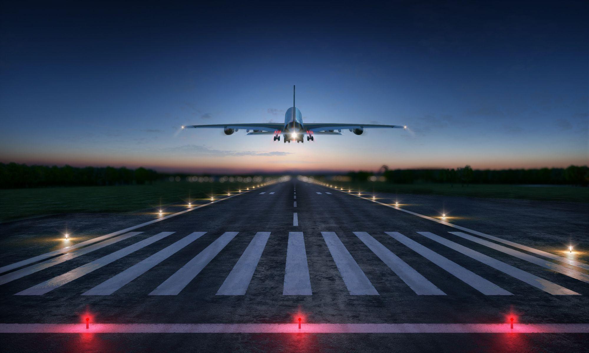 Ảnh đẹp máy bay khởi hành