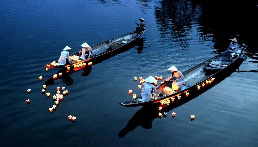 Ảnh đẹp và chân thực về người Việt Nam