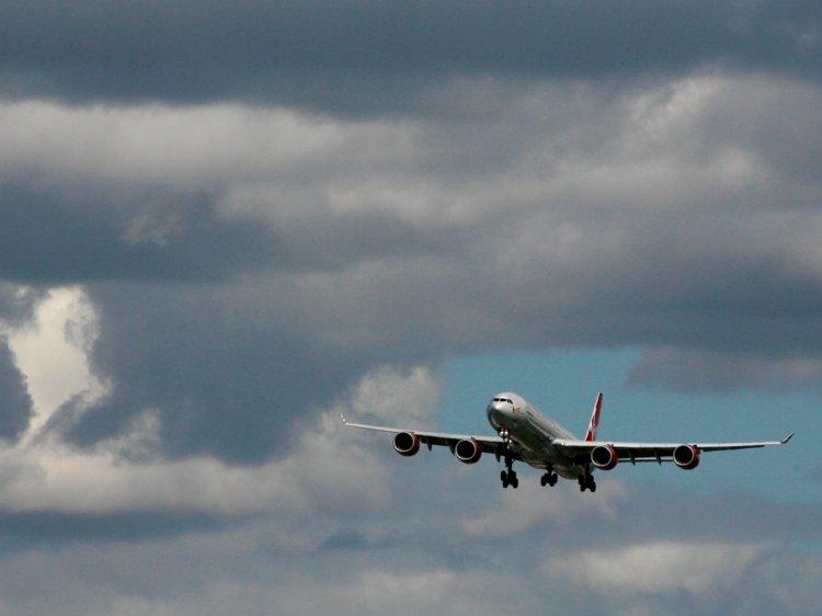 Ảnh đẹp về máy bay trên trời