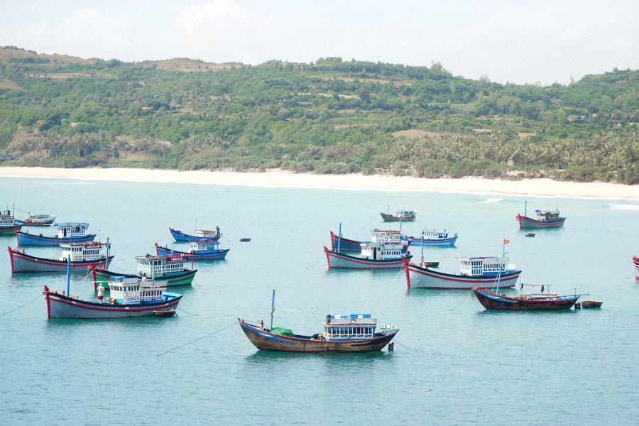 Hình ảnh đẹp biển đảo tổ quốc Việt Nam