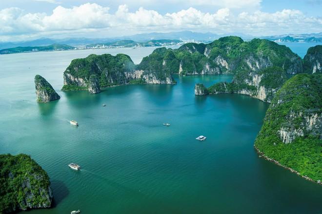 Hình ảnh đẹp biển đảo Việt Nam