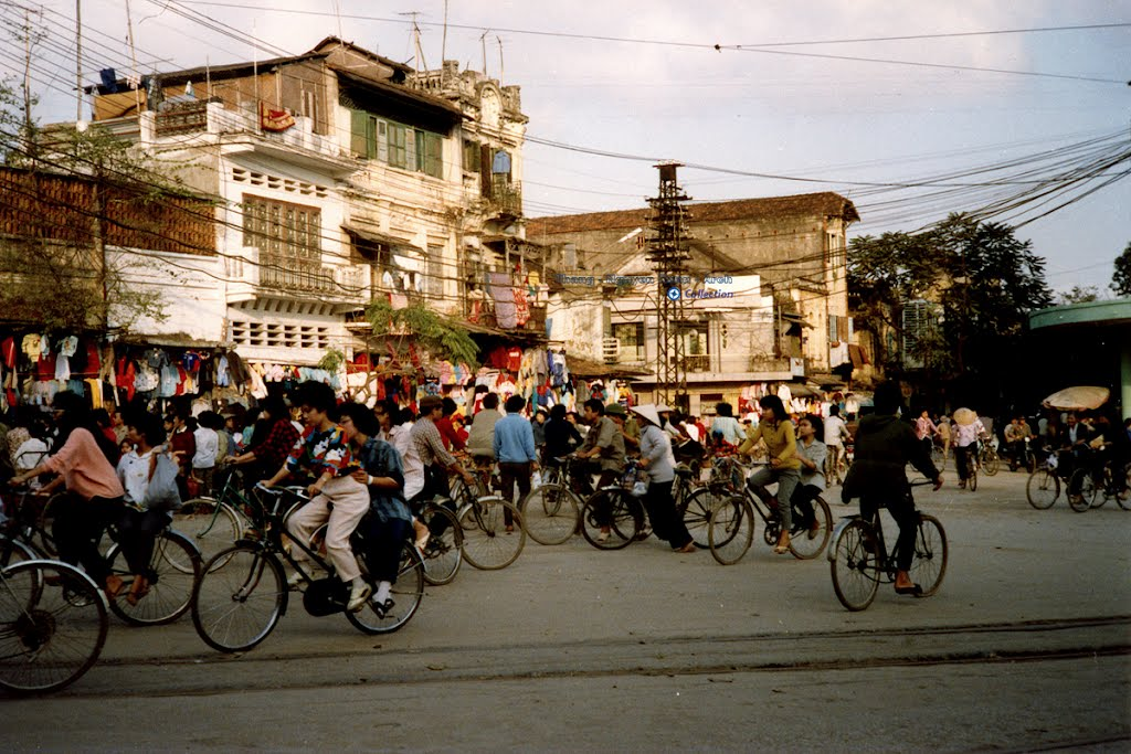 Hình ảnh đẹp đời sống người Việt Nam xưa