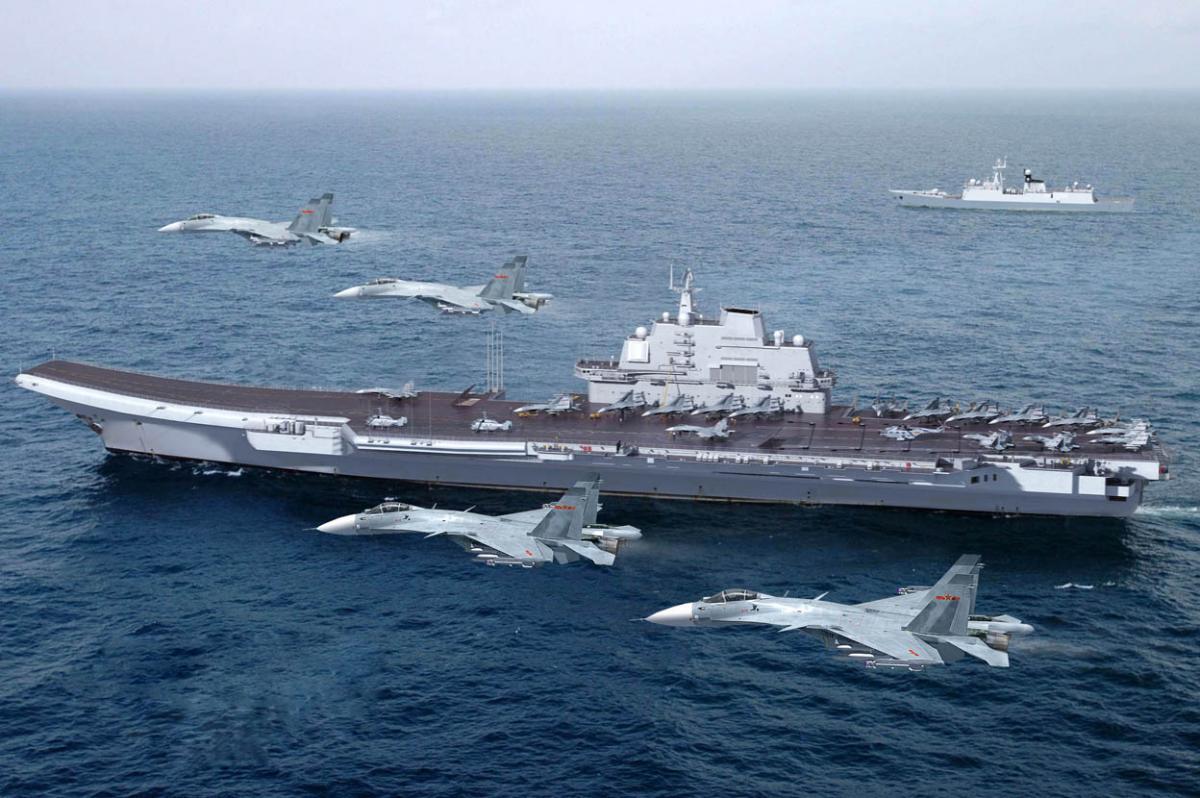 Hình ảnh đẹp máy bay trên biển