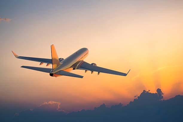 Hình ảnh đẹp máy bay trên trời