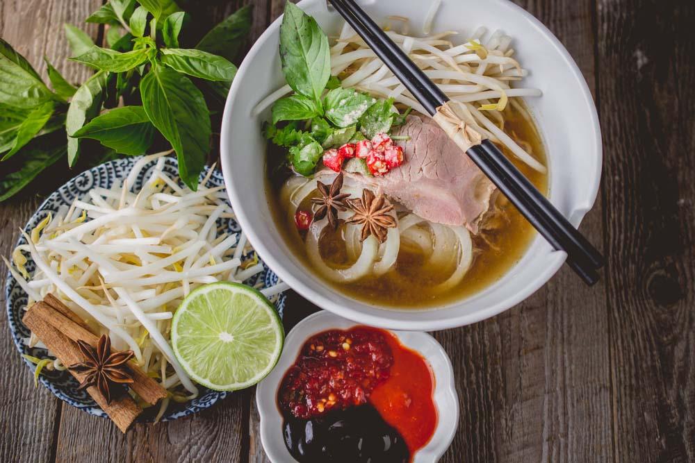 Hình ảnh đẹp món Phở Việt Nam