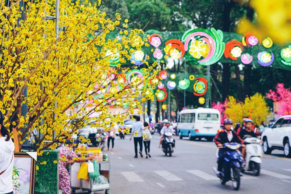 Hình ảnh đẹp ngày Tết ở Việt Nam