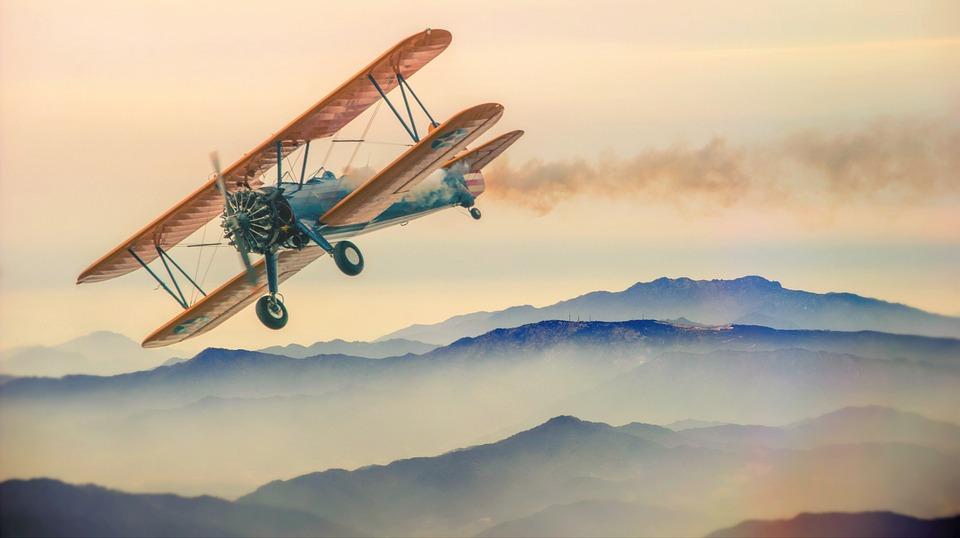 Hình ảnh đẹp về máy bay