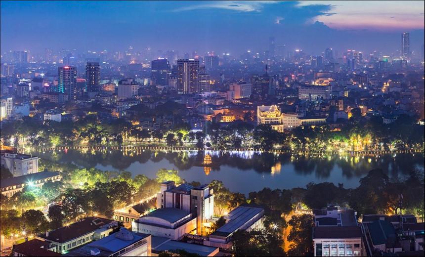 Hình ảnh đẹp Việt Nam hiện đại
