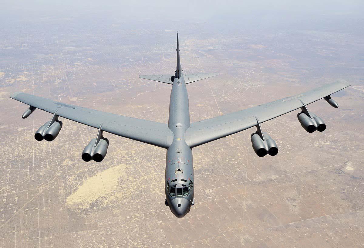 Hình ảnh máy bay B52 đẹp