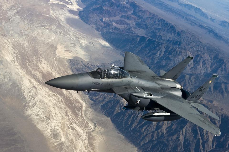 Hình ảnh máy bay chiến đấu cơ đẹp