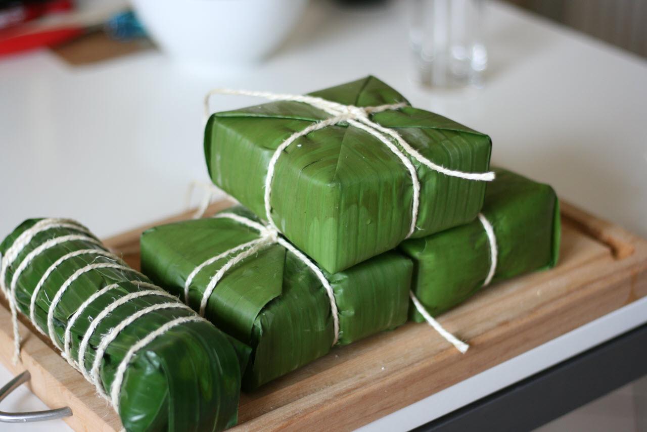 Hình ảnh món ăn cổ truyền Tết ở Việt Nam
