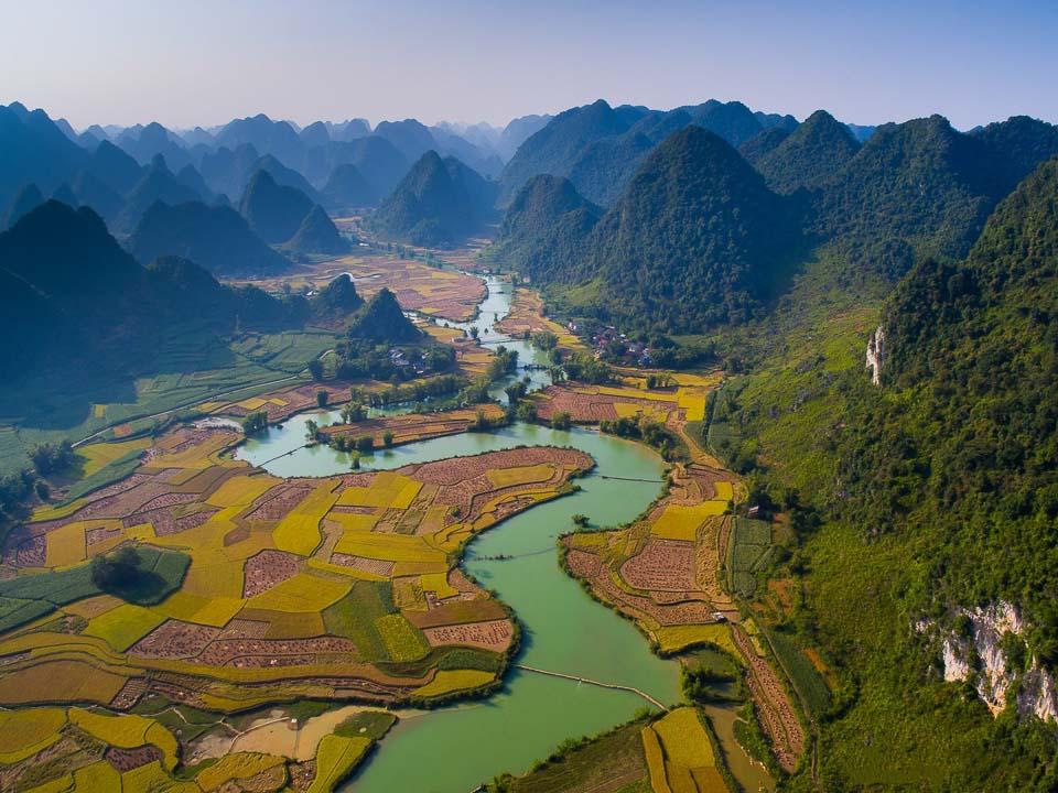 Hình ảnh sông núi Việt Nam đẹp