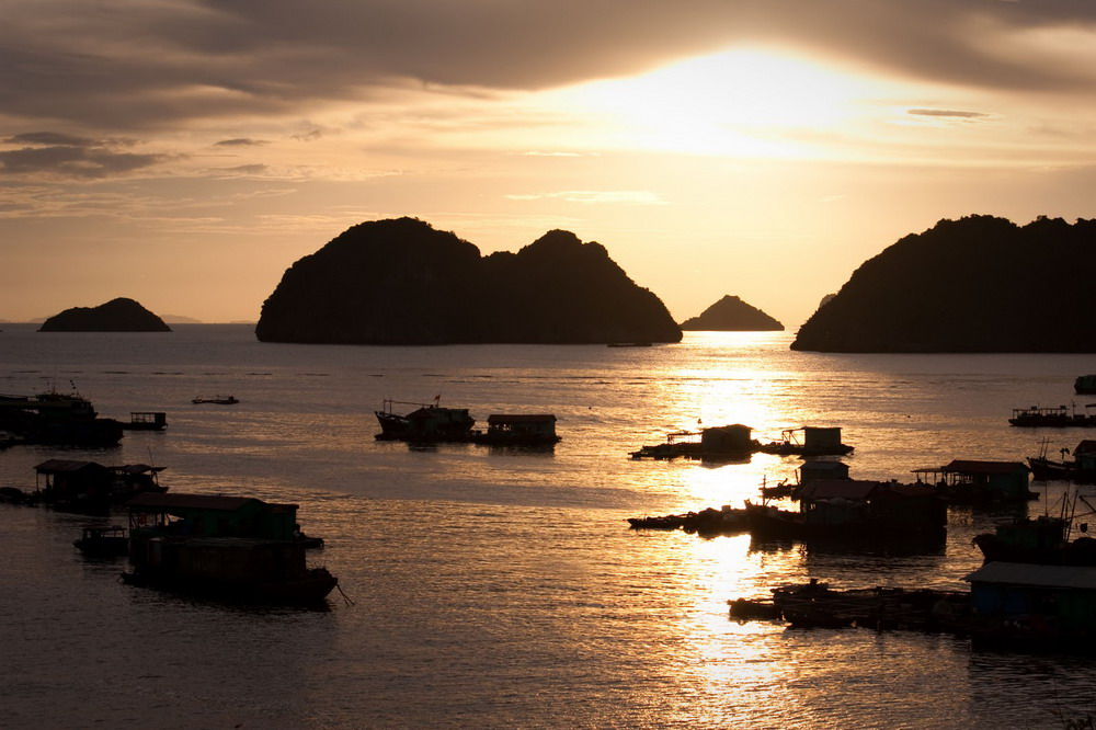 Hình ảnh Việt Nam đẹp lúc xế chiều