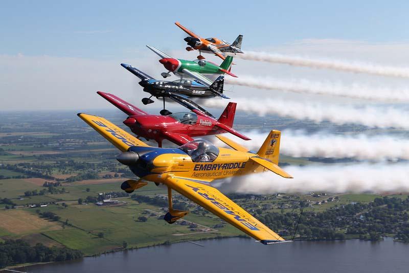 Những ảnh đẹp nhất về máy bay