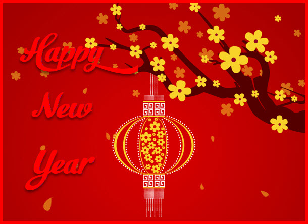Thiệp chúc mừng năm mới