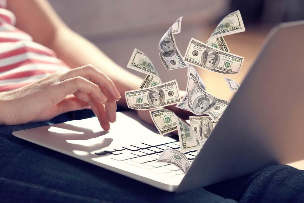 Ảnh chế về tiền