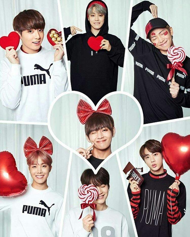 Ảnh đẹp nhóm BTS cute