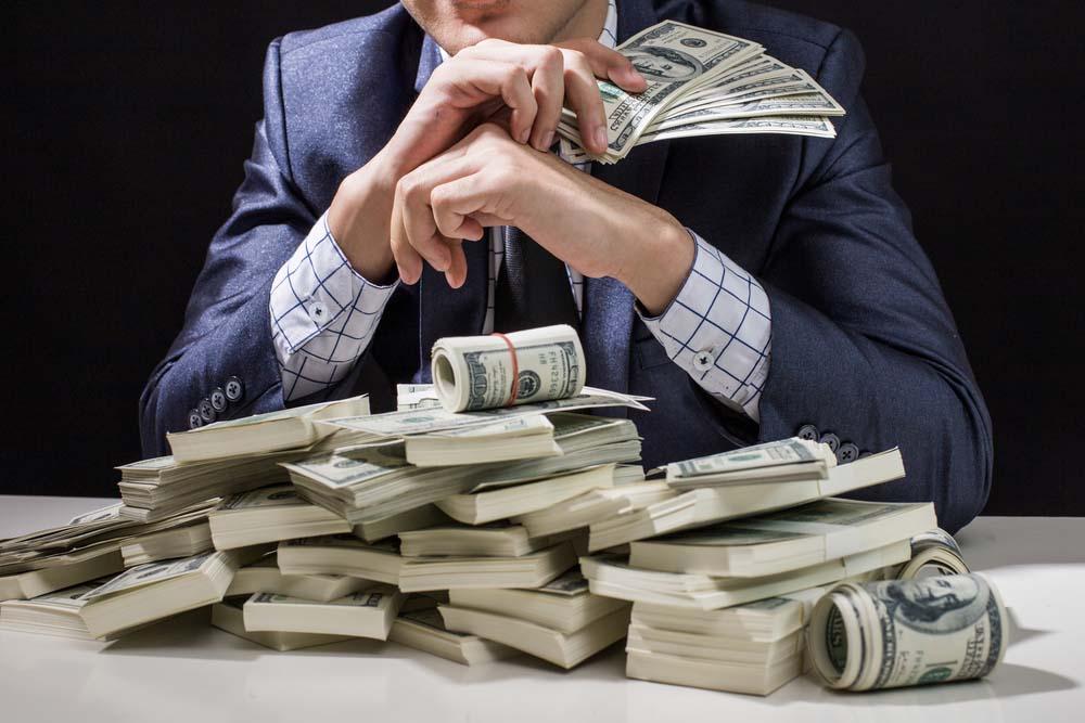 Ảnh đẹp về những tập tiền