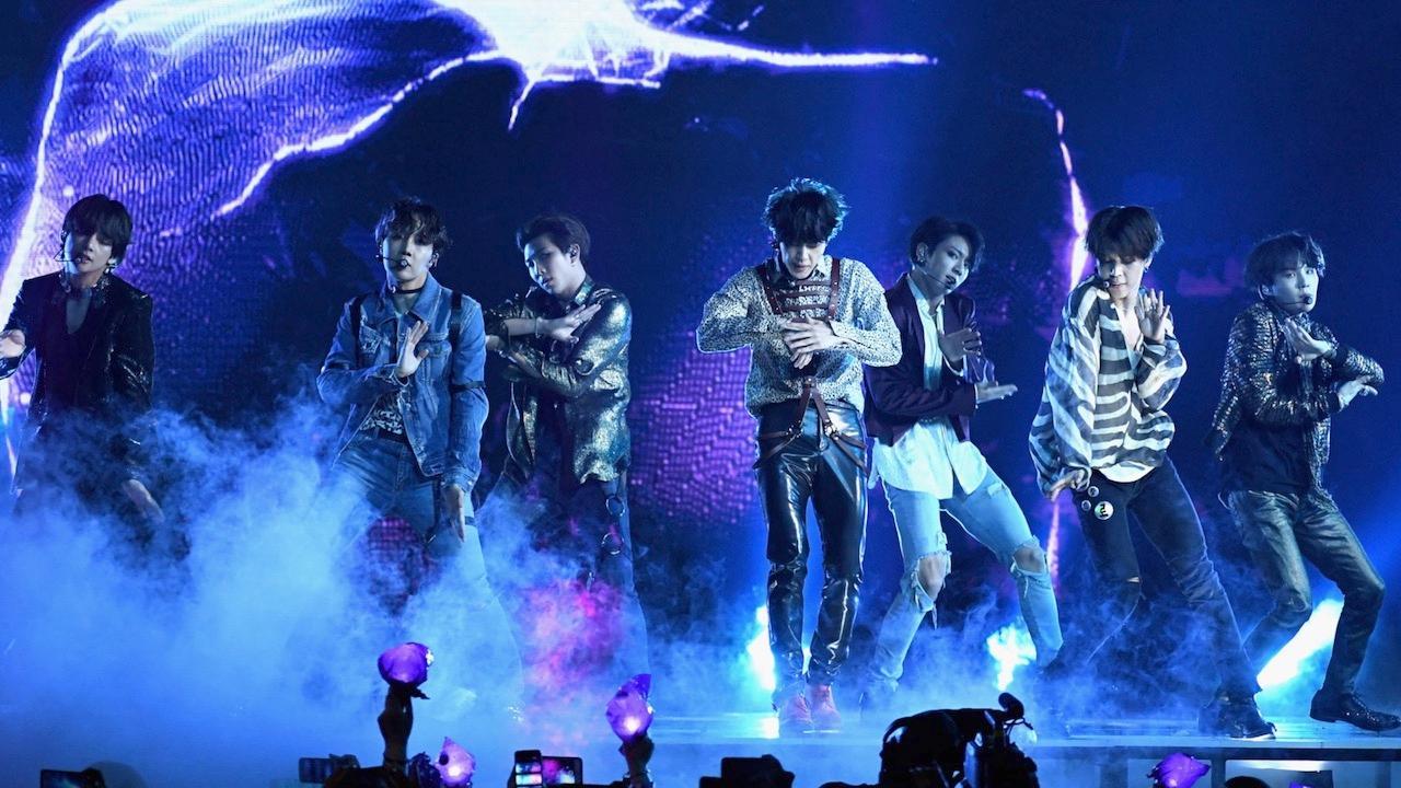 Ảnh diễn đẹp nhất nhóm BTS