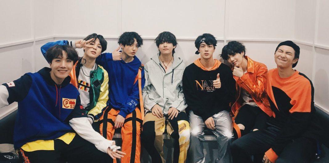 Ảnh nhóm nhạc BTS đẹp