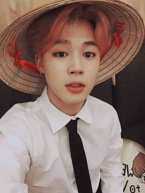 Hình ảnh BTS Jmin đội nón lá