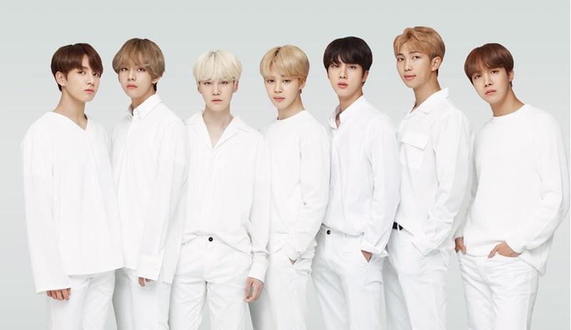 Hình ảnh các thành viên BTS