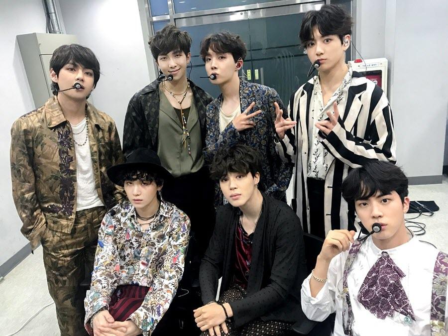Hình ảnh đẹp các thành viên BTS
