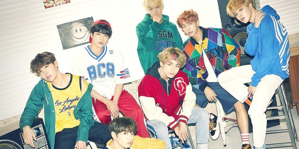 Hình ảnh nhóm BTS chất