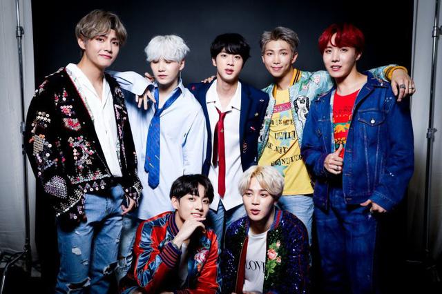 Hình ảnh nhóm BTS