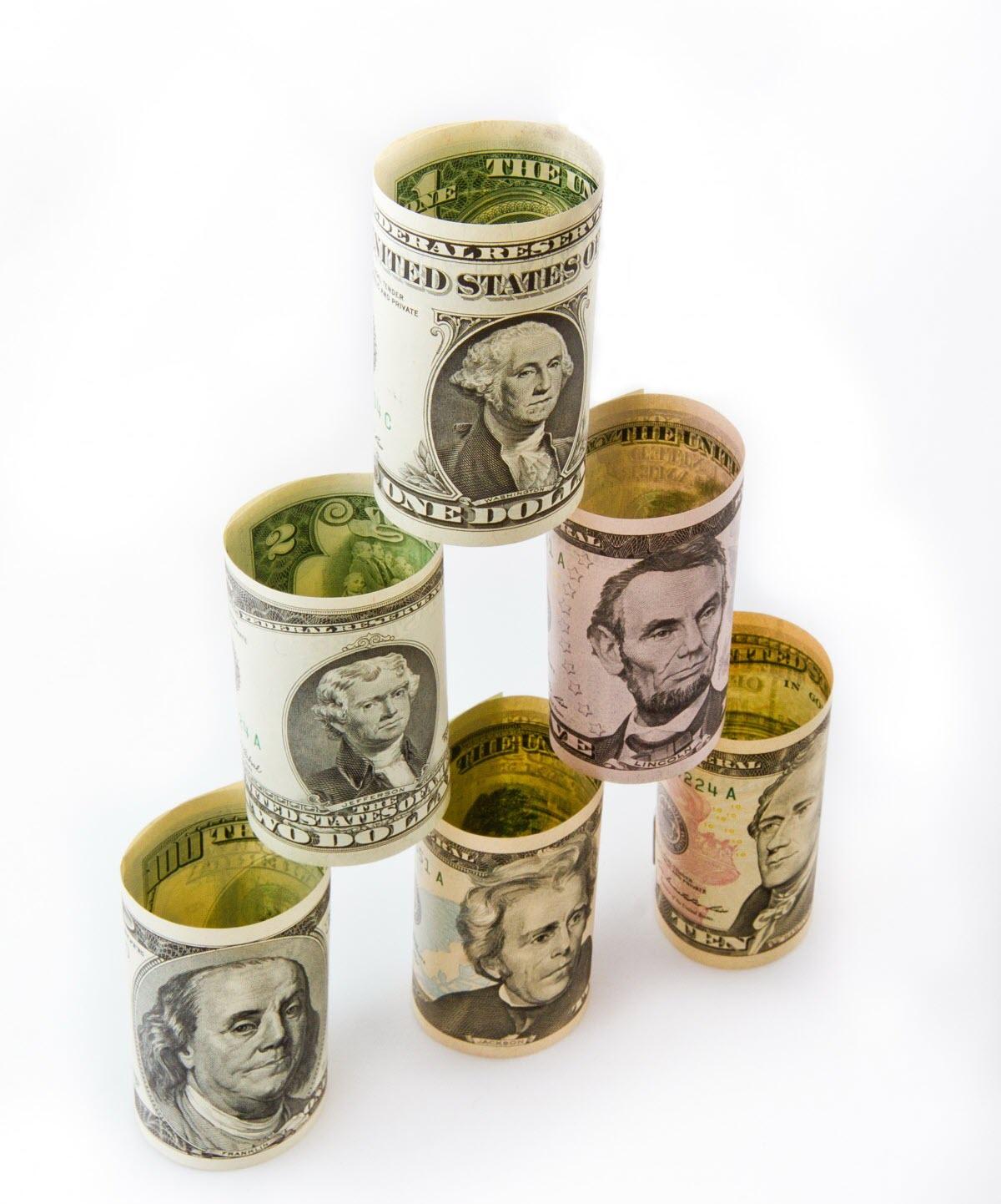Hình ảnh tiền độc đáo